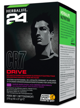 CR7 Drive Portionspackungen 10 x 27g (270g)